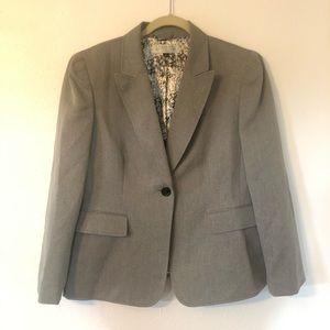 Tahari ASL Single Button Blazer Jacket